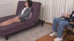 ENF Hypnotized To Strip For Therapist