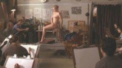 Nudity In Art Class. Sophia Myles CMNF Also CFNM Art School Confidential