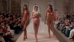 Ready To Wear Nude Fashion Show Finale