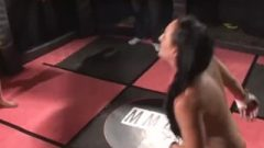 Nude Mma Fighting Woman