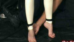 Kendra James Feet Tickle