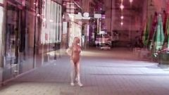 Voluptuous Doll Iris Naked In Vienna Centre