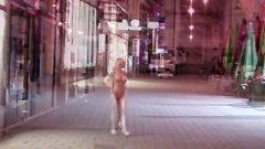 Voluptuous Doll Iris Naked In Vienna Centre