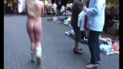 Naked In Public For All To See: Compilation 4