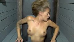 Tied Girls Waiting On Your Dick In Glory Holes