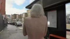Girl's Embarrassing Run Through London