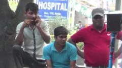EUF: Indian Girl Drops Dress In Public