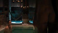 Maggie Siff Nude In Billions S01E06 (2016)