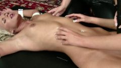 Czech Orgasm – Jessica's Two Orgasms
