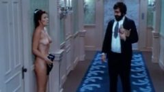 Locked Out Nude In Hotel Hallway – Old Female – Enf Cmnf