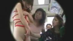 Nippon Enf On A Bus