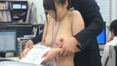 Enf Cmnf Naked Nippon Chick In Office