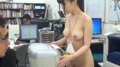 Enf Cmnf Naked Nippon Slut In Office