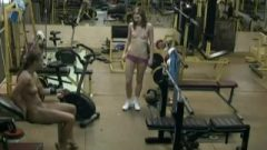 Sluts In Gym