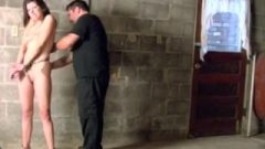 Bad Wife Punished In Prison Scene 1