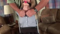 Ashley Lane Chairtied Slobbering