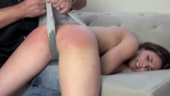 Wet Panty Slapping Humiliation For Casey Calvert
