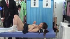 (misaka Ria) Shame New Pupil Growth Health Check (misaka Ria) Editreuploa