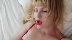 Prof Sp. Smashed His Young Blondie Assistant In Ass, Anal, Pussy, Nice Young